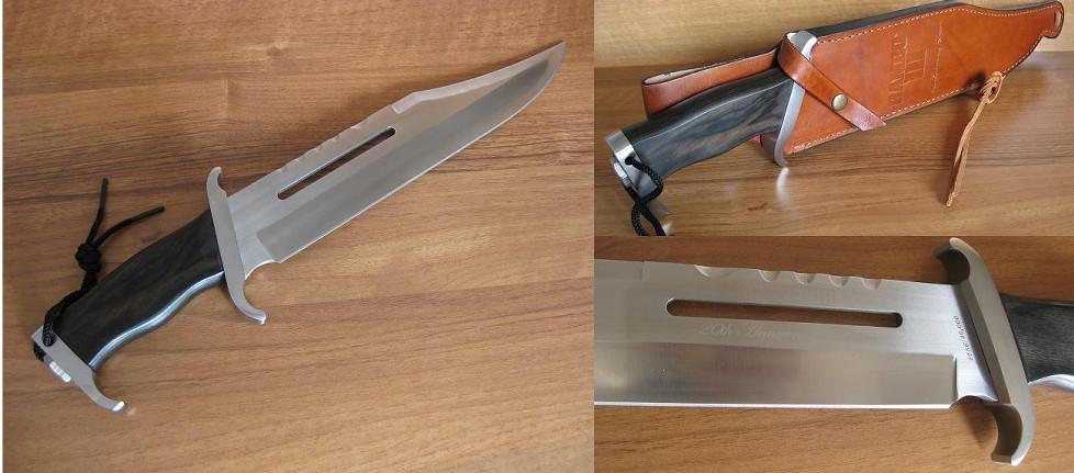 trovato il coltello rambo iii 20th anniversary edition » inasmiglau gq